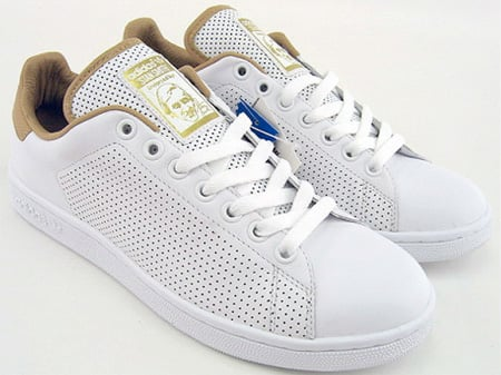 Adidas Stan Smith II - White Perforation