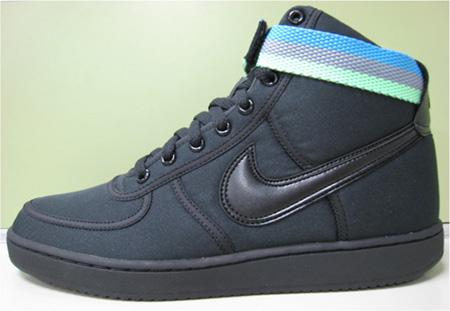 Nike Vandal High Supreme Tier 0 - Black