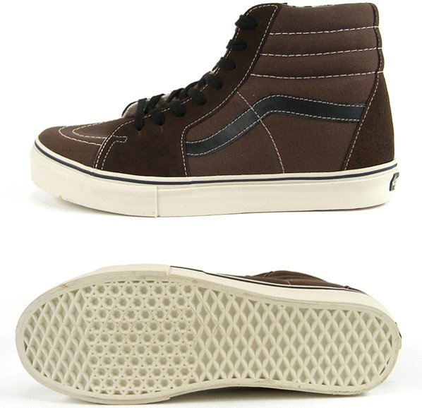 Vans SK8-High LX x Paul Smith