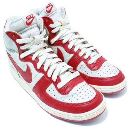 Nike Vintage Terminator High - White