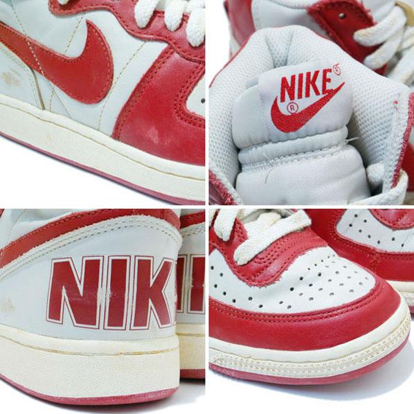 Nike Vintage Terminator High - White/Red