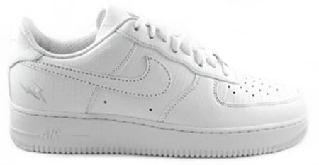 quality design b744c 59d4e Nike Air Force 1 Low 07 Premium HTM - White