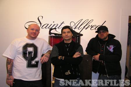 Interview with Ian Ginoza, creator of St. Alfred and Kicks Hi
