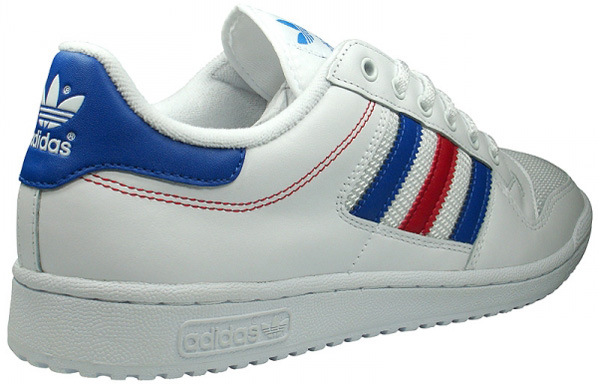 Adidas Decade Low White / Blue / Red