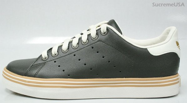Adidas Stan Smith Vulcaniz - Green / Sand