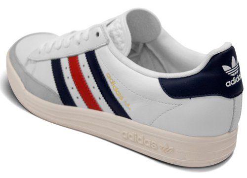 Adidas Tennis TC - White / Red / Blue