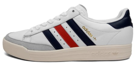 Adidas Tennis TC - White / Red / Blue