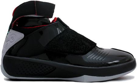 new product 64a7f 72e31 Air Jordan 20 (XX) Original – OG Stealth Black / Stealth – Varsity Red