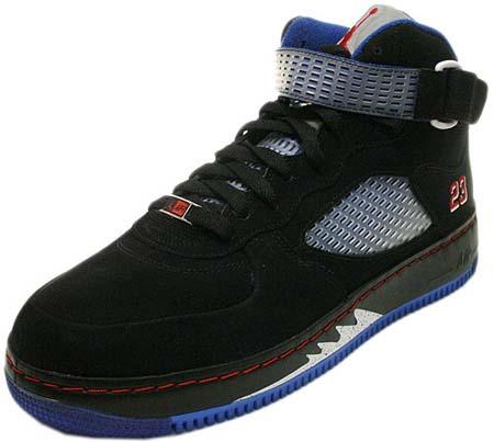 4a2c4e47e9c888 Air Jordan Fusion Force Black Varsity Red Blue Ribbon New Blue 318608 061