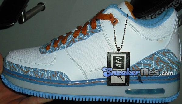 online store a1cbb c81a3 First Look  Air Jordan Force Fusion 3 (III) White   University Blue    NikeTalk