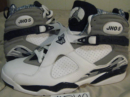 7458a1001942e2 Air Jordan Retro VIII (8) Josh Howard PE