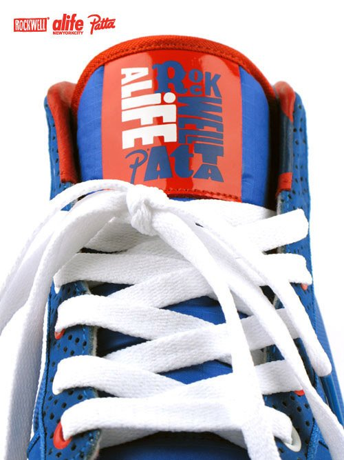 Rockwell x Patta x Alife Everybody Mid
