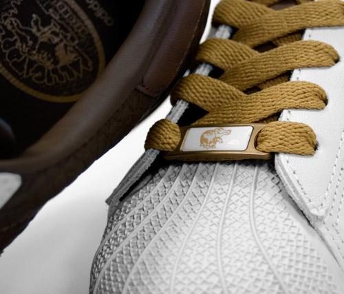 Adidas Superstar 1 Alligator Records