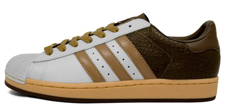 Adidas Superstar 1 Alligator Records