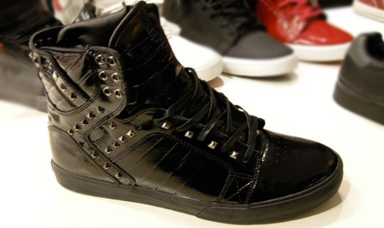 Supra Muska Skytop Fall 08 Preview