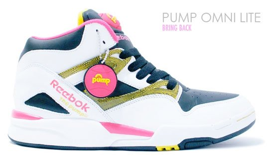 Reebok Bring Back Collection - Vol. 3
