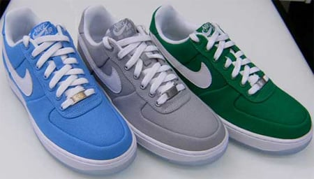 Nike Air Force 1 Canvas Pack