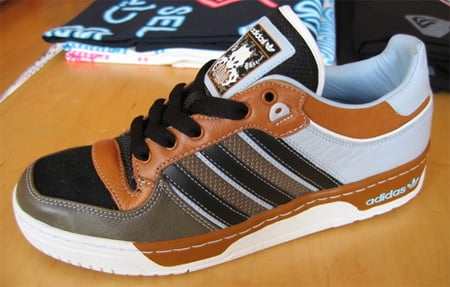 Adidas Metro Attitude Low - Chris Law