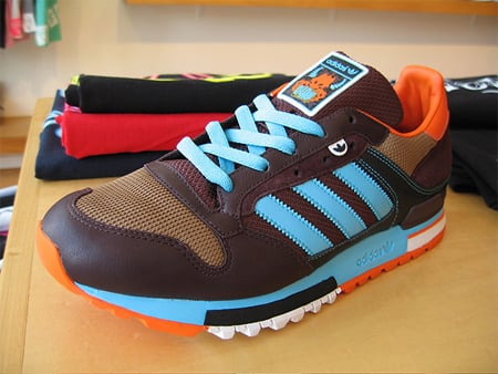 Adidas ZX 600 x Chris Law