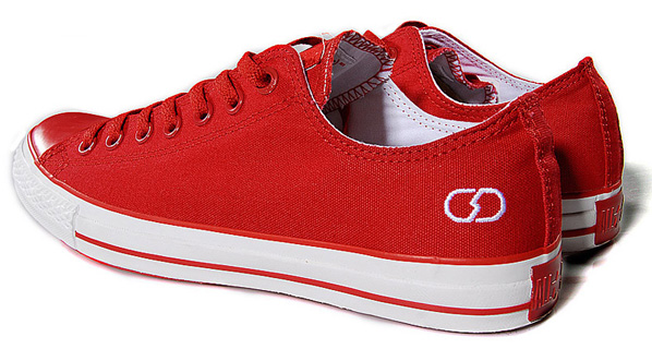 Converse (Product) Red x Fragment Design
