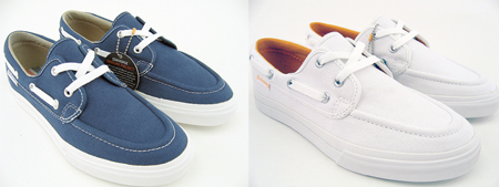 Converse Sea Star OX - Navy / White