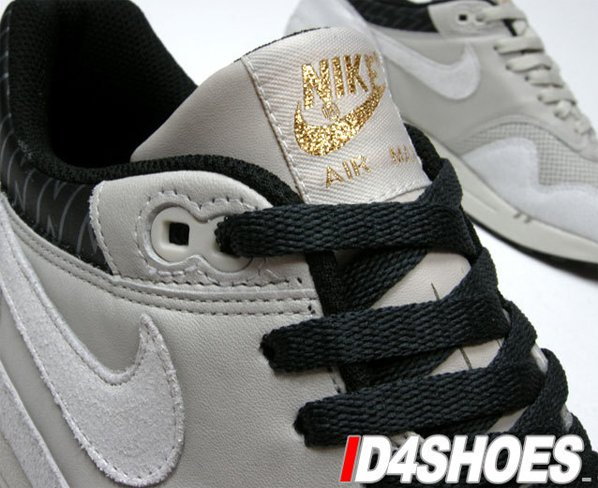 Nike Air Max 1 SP Euro Champs Pack - Distressed Silver