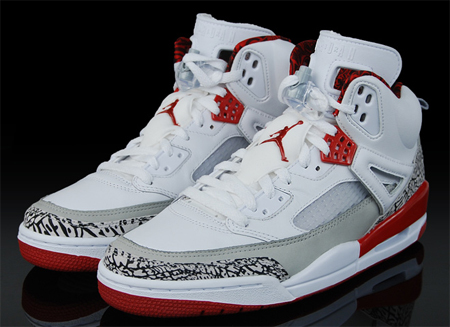 Air Jordan Spizike Fire Red Re-stock