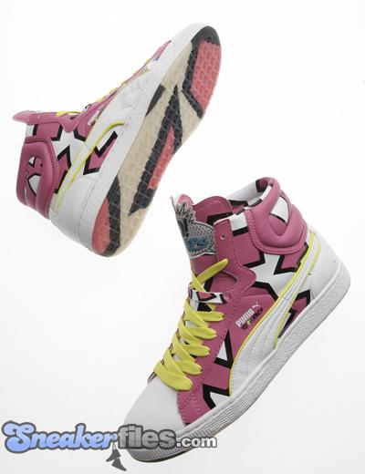 Yo! MTV Raps x Puma First Round / RS-100 / Suede