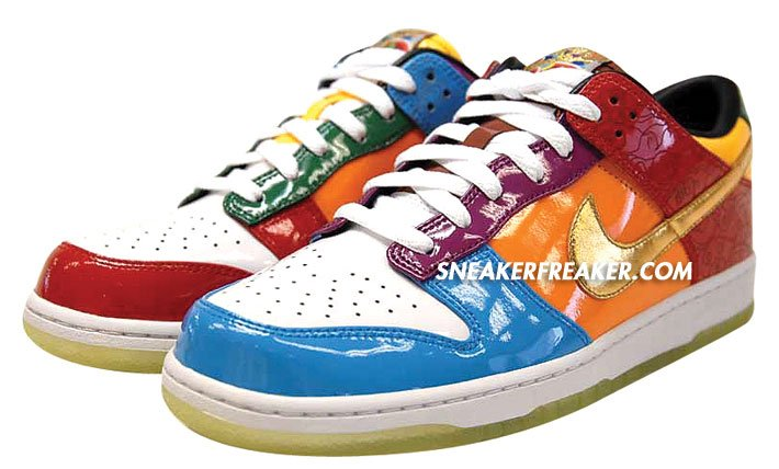 Nike Japanese City Dunk Package