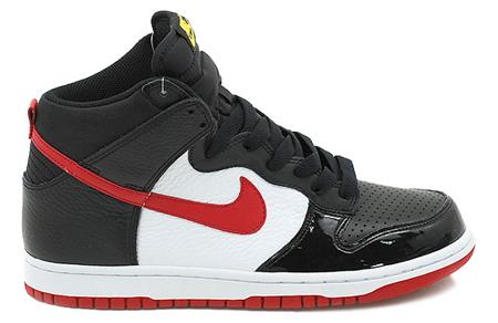Nike Dunk High Euro Champs - Germany