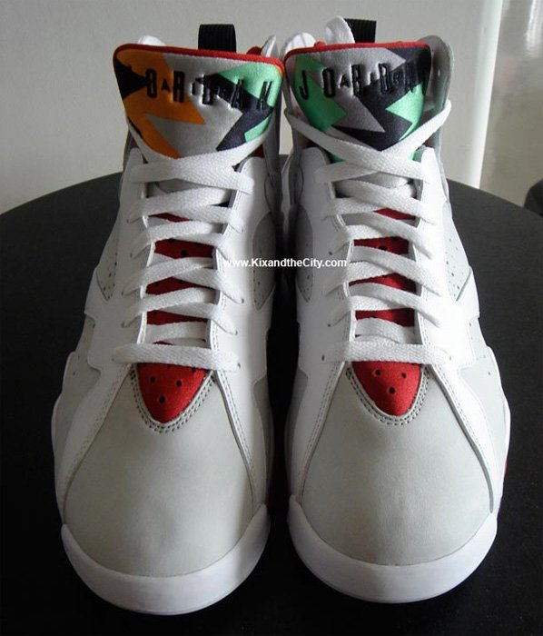 85ea8edf8ec Air Jordan VII (7) Hare Retro Countdown Pack | SneakerFiles