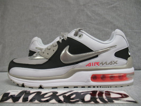 super popular a783c 54968 Nike Air Max Wright - White   Granite   Black   Hot Lava