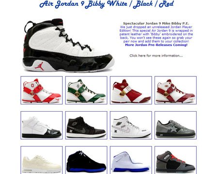 best variety of the most exclusive shoes in the world they have new