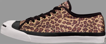 Converse 100th Anniversary Jack Purcell Leopard