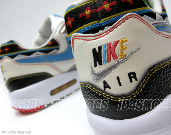 Nike Air Max Light - Mexican Blanket