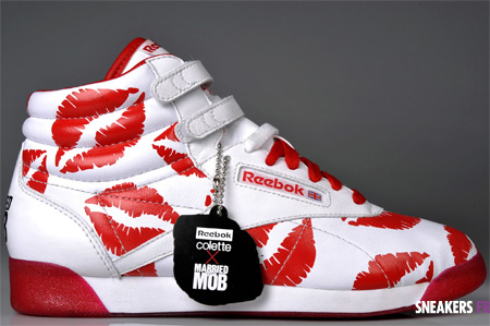 Married to the Mob x Colette x Reebok