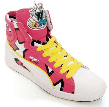 Puma x Yo! MTV Raps Part 3
