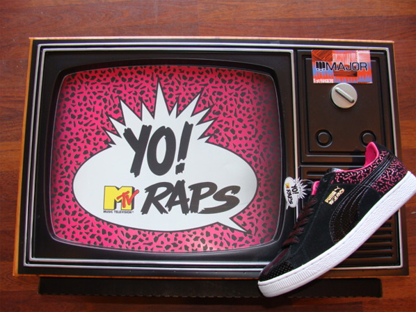 Yo! MTV Raps x Puma 3rd Collection Now Available
