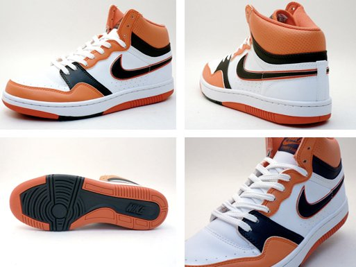 Nike Court Force High - Euro Champs  3339fdc2a0