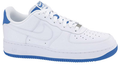 Nike Air Force 1 Low - 4 New Colors
