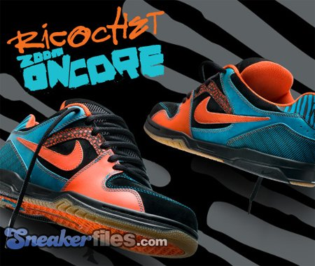 info for 2b470 9769d Nike 6.0 Ricochet Air Zoom Oncore‏