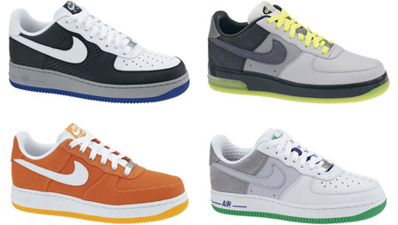 Nike Air Force 1 Release Dates Updated April Edition