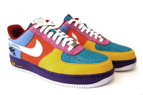 Nike Air Force 1 Sneaker Friends 08 1 of 1 Greg Street