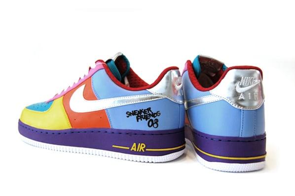 Nike Air Force 1 Sneaker Friends 08 1 of 1 Greg Street  aff1919cec6f