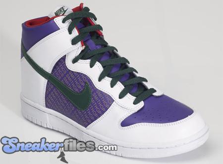 Nike Dunk High iD x Smith Optics