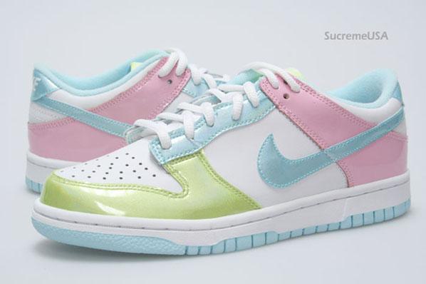 Nike Dunk Low GS - Ice Cream  f511f2279