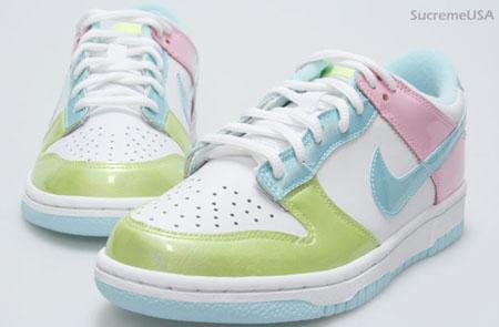 Nike Dunk Low GS - Ice Cream