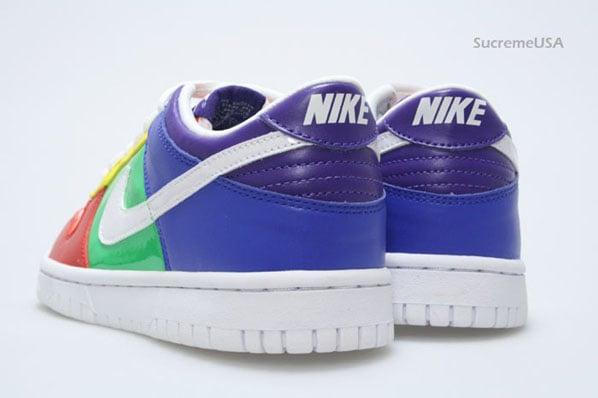 Nike Dunk Low GS Rainbow