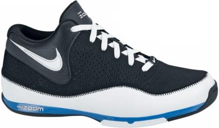 Nike Zoom BB II Low Black / White - Varsity Royal
