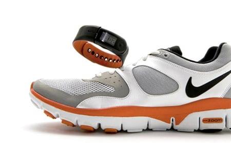Nike Plus Sports Band and Free